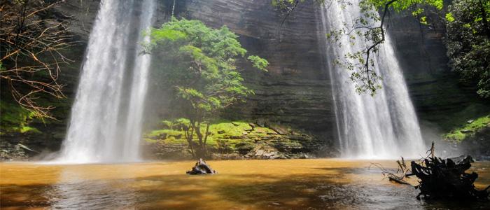 Boti Falls, Ghana