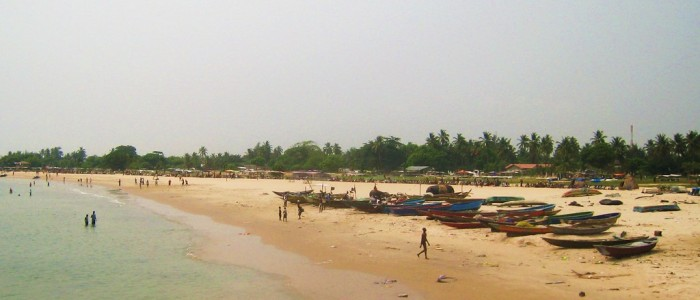 Tarkwa Bay Beach Nigeria