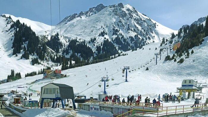 Things To Do In Kazakhstan - Shymbulak Ski Resort