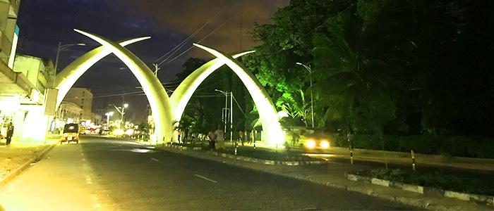 Mombasa tusks