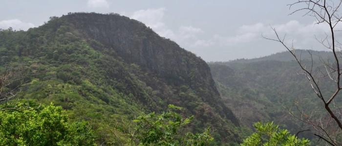 Mount Afadja - tourist sites in Ghana