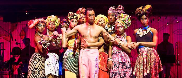 New Afrika Shrine, Lagos