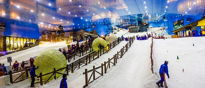Ski Dubai, Dubai