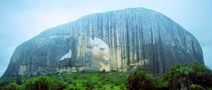 Zuma Rock, Abuja