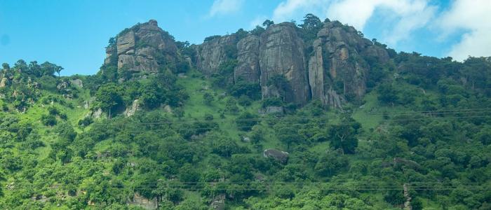 Krobo Hills