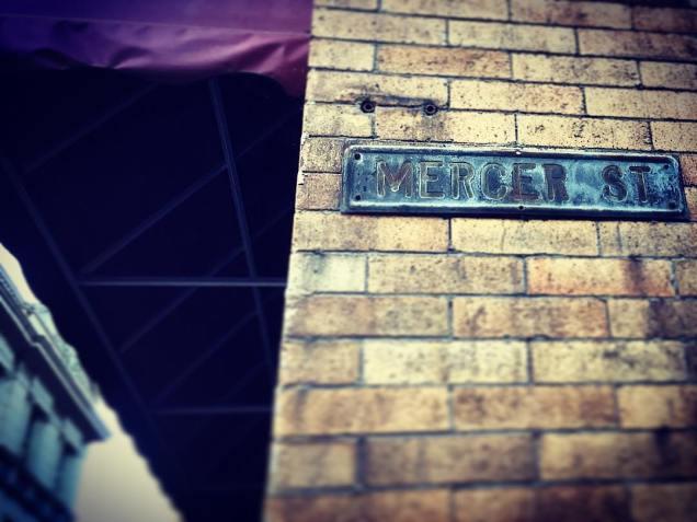 Mercer Sign