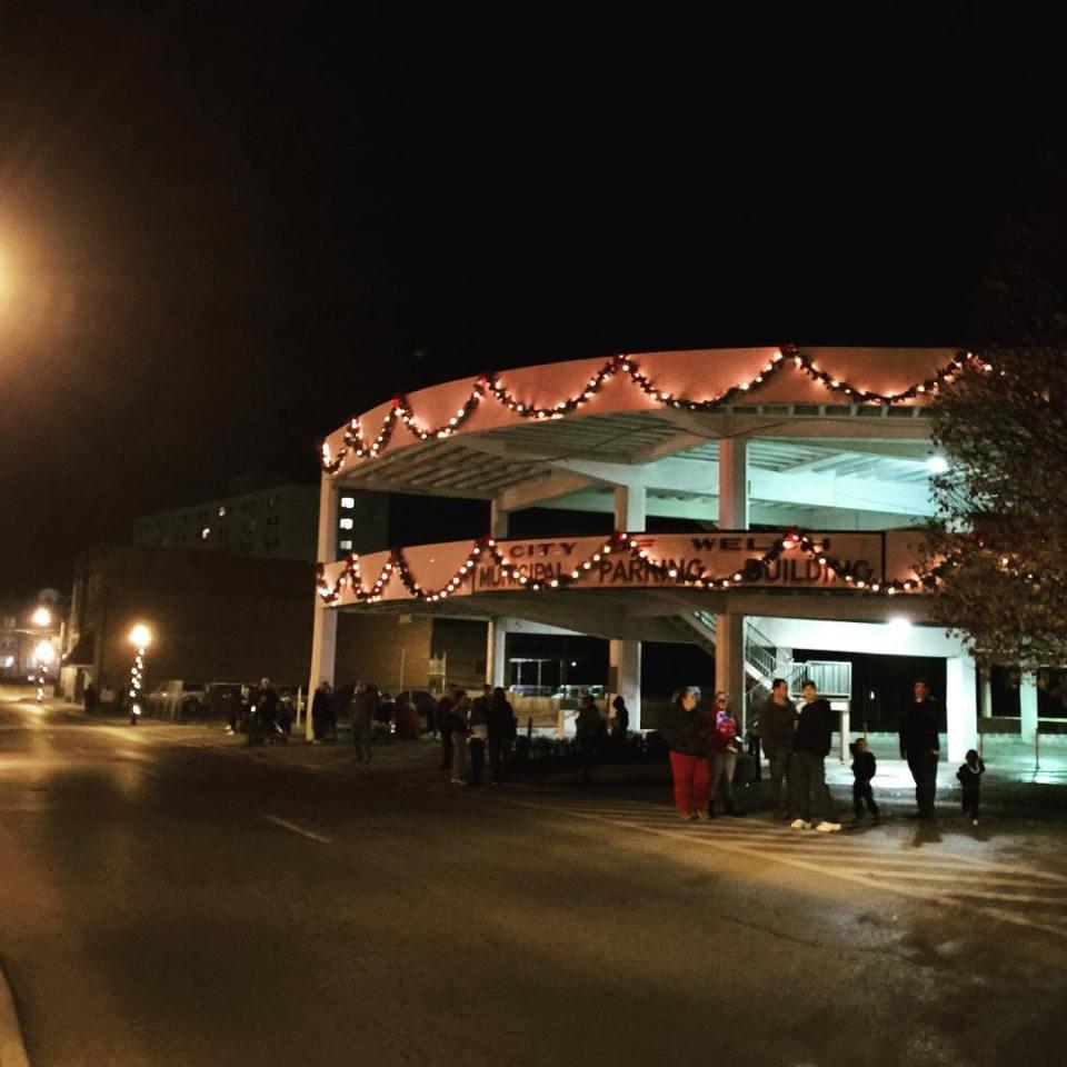 December 11, 2015 Welch, McDowell County, West Virginia