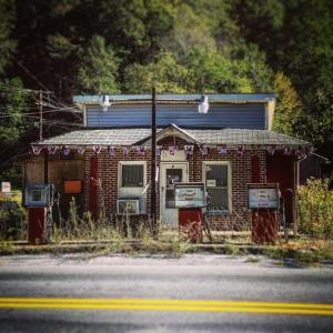 Anawalt Service station
