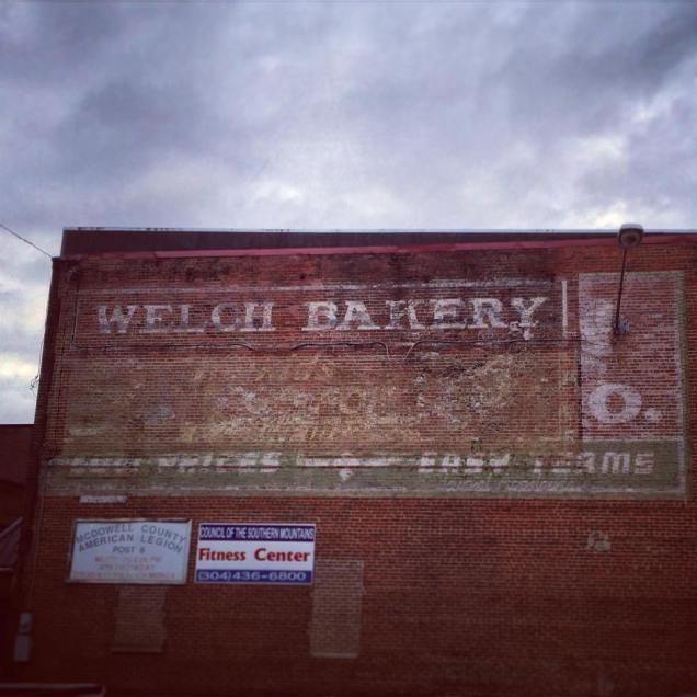 Welch bakery