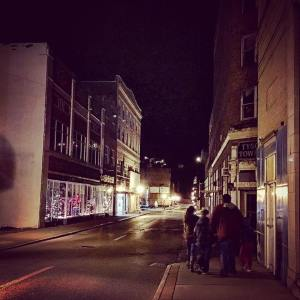 Downtown Welch