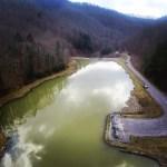 Anawalt Lake Aerial