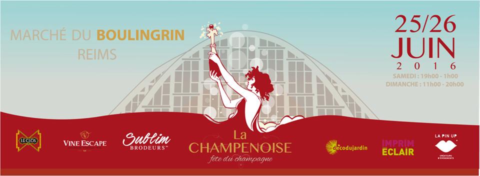 La champenoise – Fête du Champagne