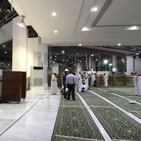 tarwih mekkah