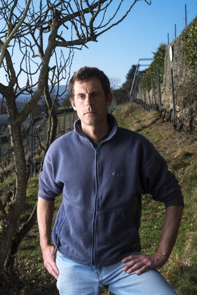 Steve Bettschen, Domaine PHUSIS