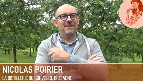 Nicolas Poirier, la Distillerie du Gorvello en Bretagne