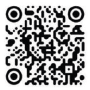 Exemple de QR-code pointant vers le blog geolocalisé du Journal du sommelier