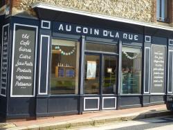 Photo revendeur du journal du sommelier cidre Au coin d'la rue Fécamp