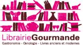 Logo de la librairie gourmande revendeur journal du sommelier cidre
