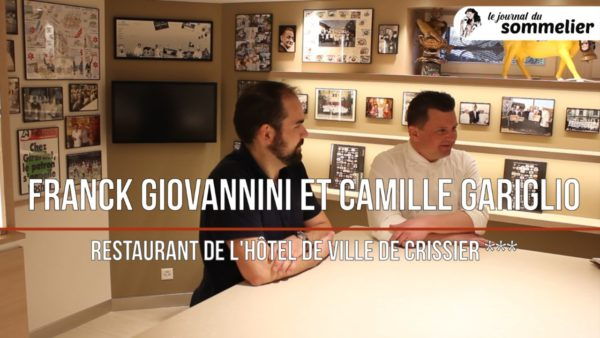 Restaurant de l'Hôtel de ville de Crissier*** – Franck Giovannini et Camille Gariglio