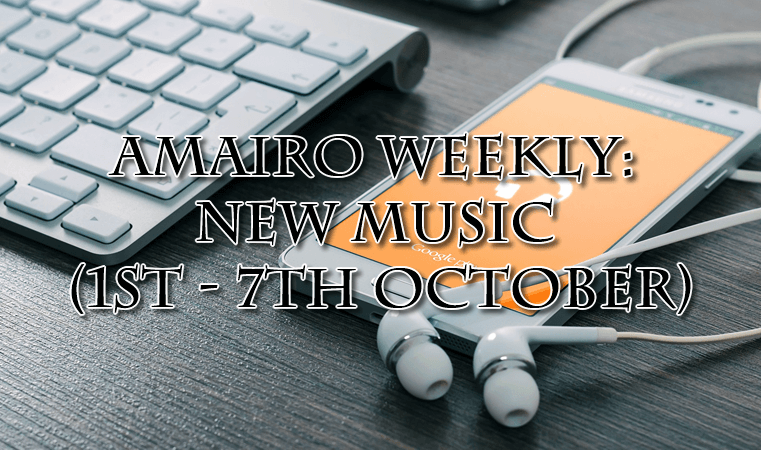 [Music] New music (1st – 7th October)