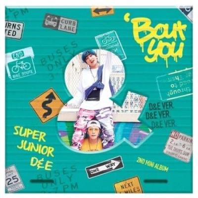 Super Junior-D&E - 'Bout You