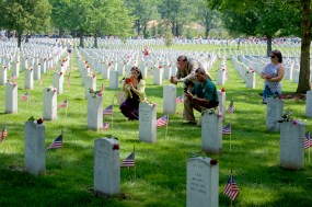 Memorial Day 2015 Arlington National Cemetery Jordan Bush Photography_11