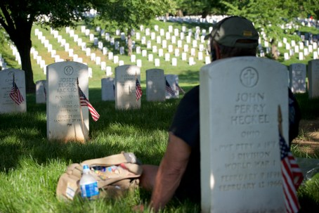 Memorial Day 2015 Arlington National Cemetery Jordan Bush Photography_15