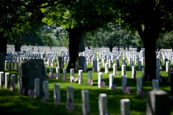 Memorial Day 2015 Arlington National Cemetery Jordan Bush Photography_17