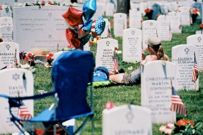 Memorial Day 2015 Arlington National Cemetery Jordan Bush Photography_9