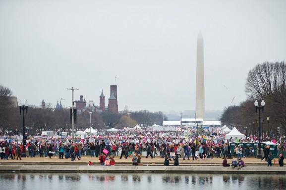 's March on D.C. 2017 Photographs Politics Rights Jordan Bush Photography_31