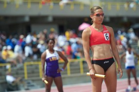 Sprint LSU Track & Field Athletes Sports Tigers Lolo Jones