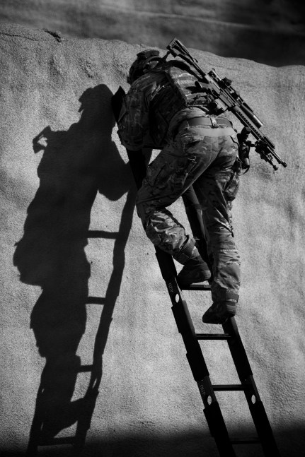 US Army Marine Military Sniper Soldier