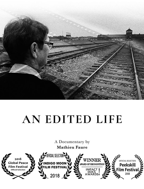 An Edited Life - Poster