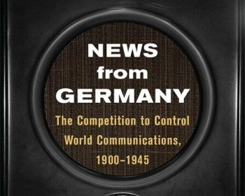 News From Germany book cover