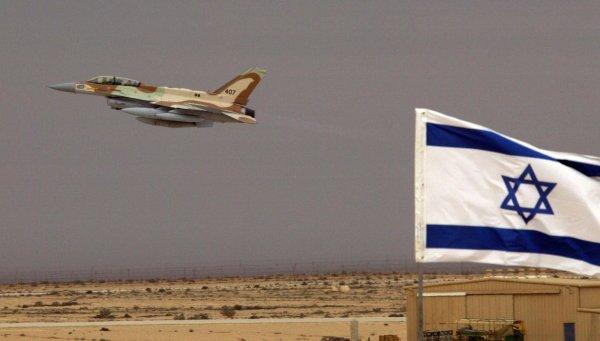 Израиль нанес удары по объектам ХАМАС | Journalist.today