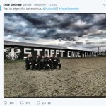Ende Gelände (Bild: Twitter)