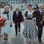 Katarina Witt und ihre Gönner