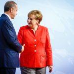 07 07 2017 Germany GER G20 Hamburg Summit Meeting Recep Tayyip Erdogan Pärsident Türkei BK Angel