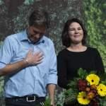 Robert HABECK, Bundesvorsitzender Buendnis 90/die Gruenen, Annalena BAERBOCK, Bundesvorsitzende Buendnis 90/die Gruenen,