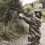 Kinder Soldaten