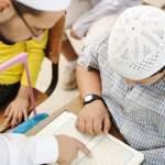 muslimischer Lehrer
