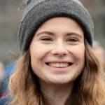 Luisa Neubauer (Bild: shutterstock.com/Von photocosmos1)