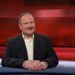 Ralf Schuler Journalist in der ARD Talkshow hart aber fair am 13 05 2019 in Berlin Thema der Send