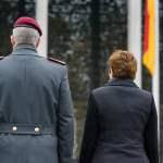 Berlin, Gedenken zum Volkstrauertag durch die Bundesministerin der Verteidigung Deutschland, Berlin – 17/11/2019: Im Bi
