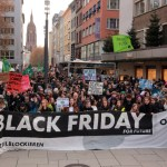 Unter dem Hashtag NeustartKlima fand im Rahmen des globalen Klimastreik s eine Demonstration der Bewegung Fridays For F