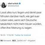 Sibel Schick (Bild: Twitter)