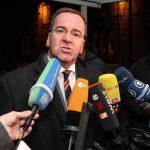 Innenminister Boris Pistorius SPD Niedersachsen 209 Sitzung der Ständigen Konferenz der Innenmi
