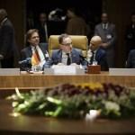 Bundesaussenminister Heiko Maas, SPD, aufgenommen im Rahemn der Teilnahme an der AuâÆöüenminister-Konferenz der Libyen A