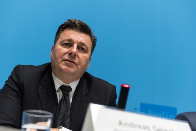 Genosse Andreas Geisel (Foto: Imago)