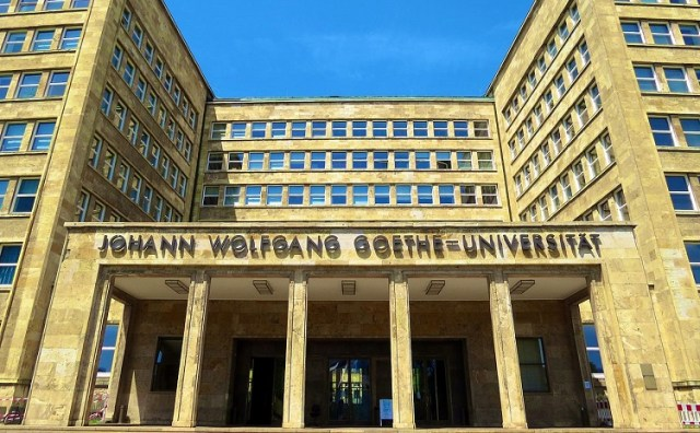 Goethe Universität Frankfurt (Bild: Kiefer. ; CC BY-SA 2.0; siehe Link)